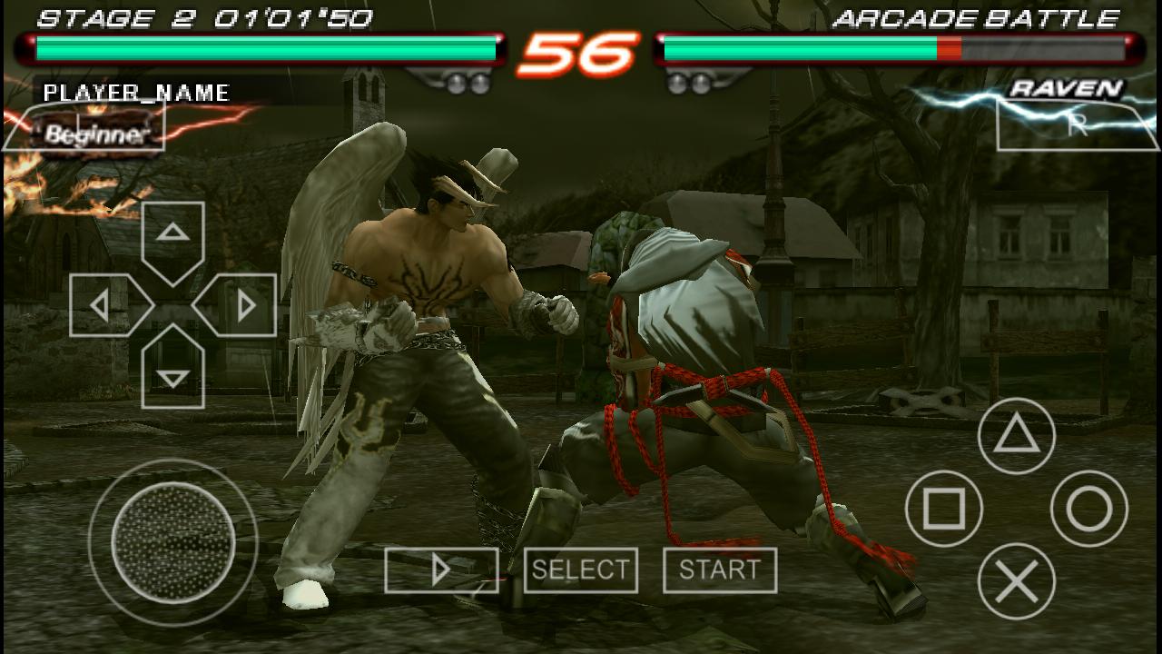 Tekken 7 iso file free download for ppsspp