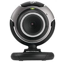 Webcam - Perangkat Input
