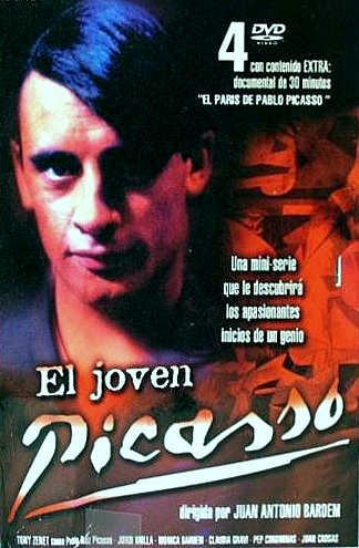 El Joven Picasso Juan Antonio Bardem 1993 Televisión