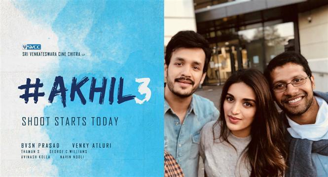 akhil akkineni new movie 2018
