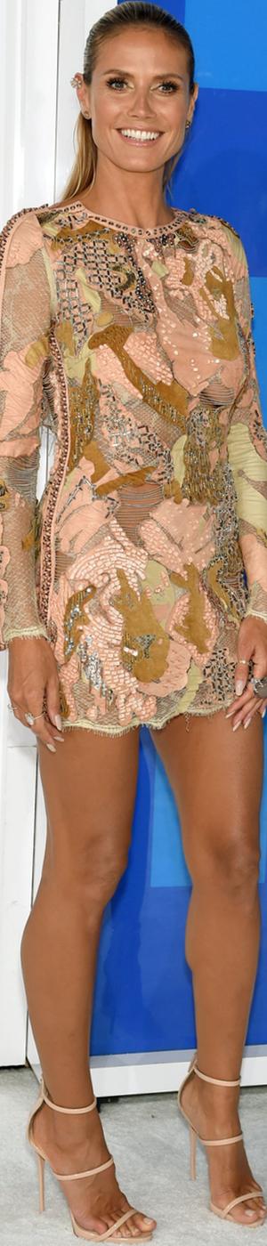 Heidi Klum 2016 MTV VMA's