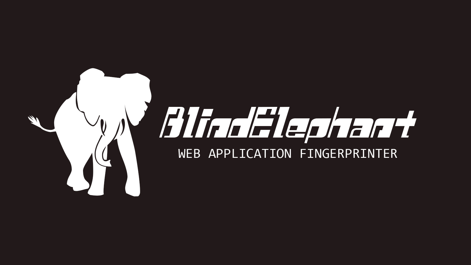 BlindElephant Web Application Fingerprinting Tool