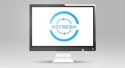 Merefresh Komputer Bisa Mempercepat Sistem Operasi Windows