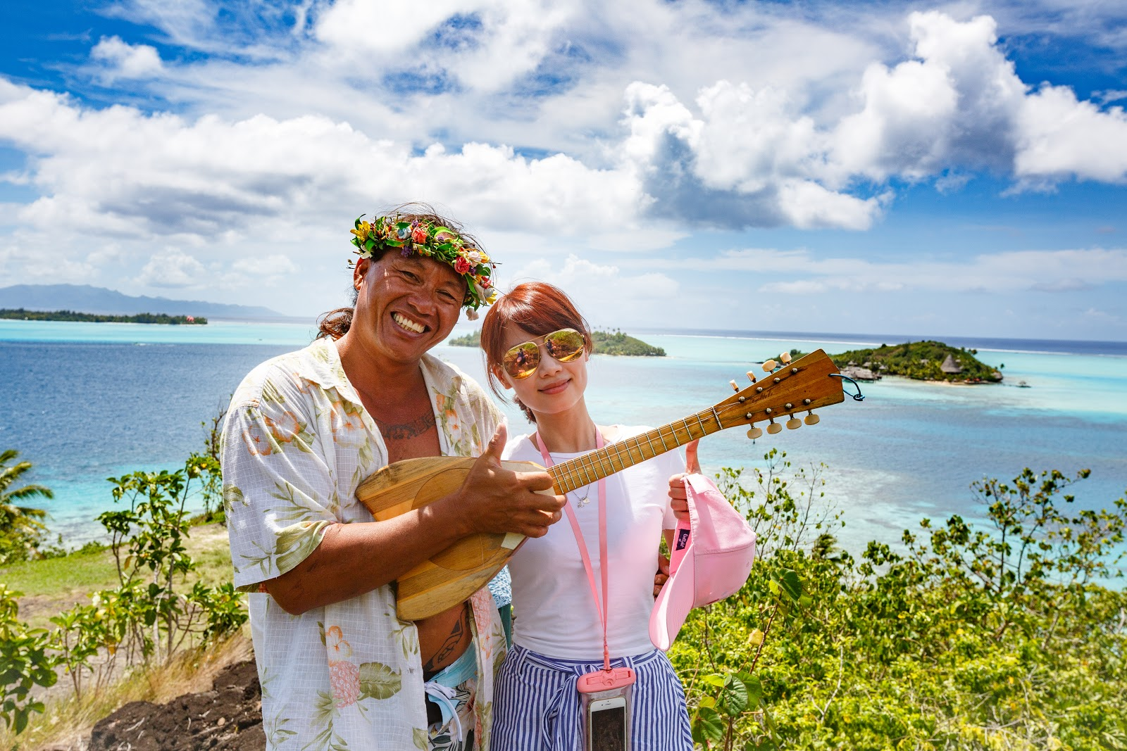 Bora Bora|Vavau 4x4 Adventures的導遊 Alex