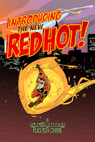 Introducing... RED HOT - Graphic Novel