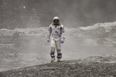 "Review of the movie ""Interstellar."""