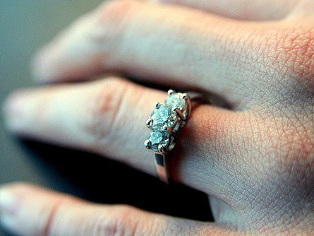 Getting Engaged: It's All About the Ring