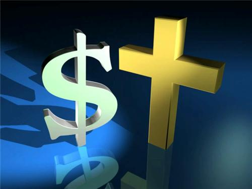 anglicans ablaze the church and money
