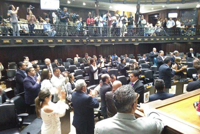 AN aprobó acuerdo sobre diálogo entre gobierno y oposición