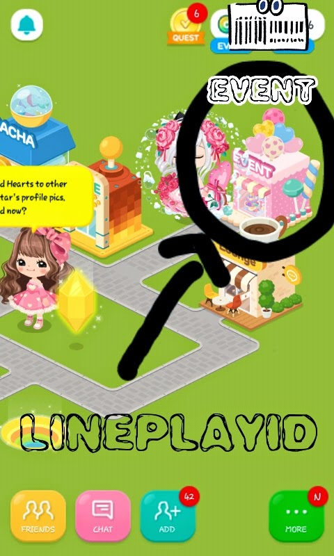 Line Play Gift Code