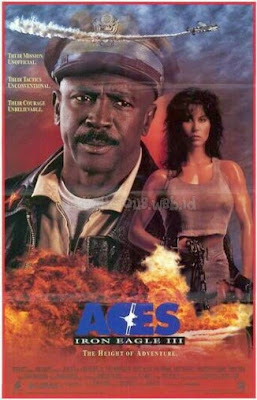Sinopsis film Aces: Iron Eagle 3 (1992)
