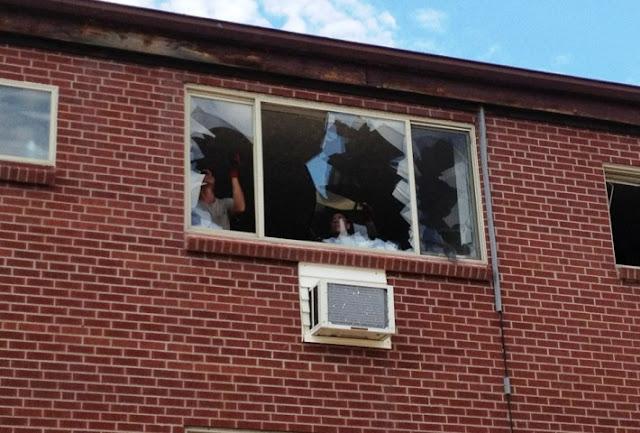 Repairing Cracked WINDOW GLASS