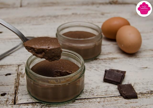 Crèmes desserts au chocolat