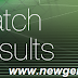 newgersy/ Match Results For Football Games 14/05/2017