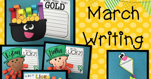 March Writing!