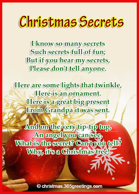 Poems On Christmas