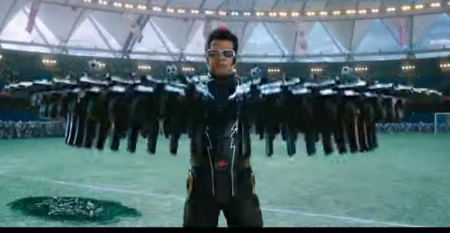 Rajinikanth effect: 2.0 teaser blockbuster welcomes - 32 million views in 24 hours