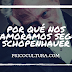 El enamoramiento según Schopenhauer