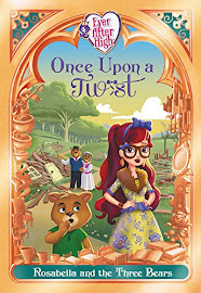 EAH Ever After High: Once Upon a Twist: Rosabella and the Three Bears Media