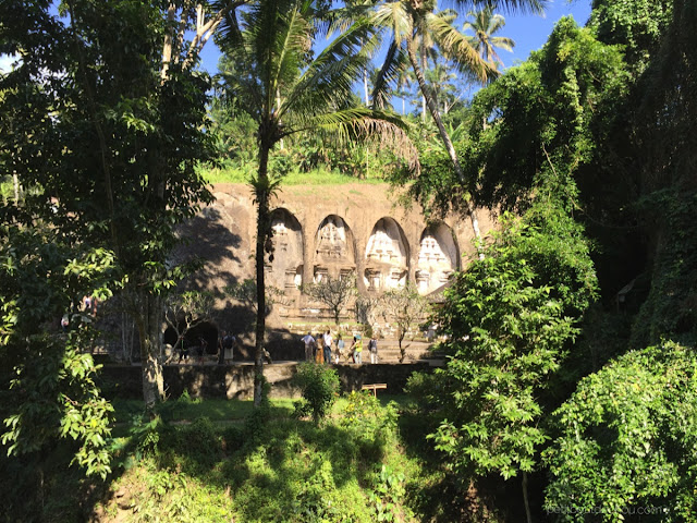 gurung kawi temple bali