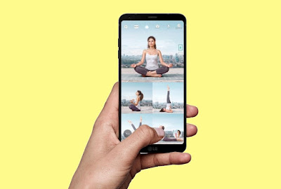 LG G7, Qualcomm Snapdragon 845, Android smartphone, Nuevo smartphone, smartphone Android, LG V30