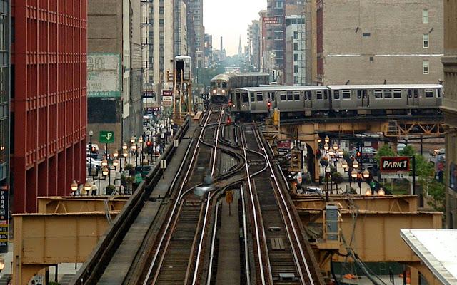 Co drażni mnie w chicagowskim metrze?
