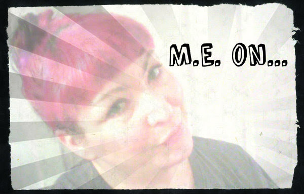 MYALGIC ENCEPHALOMYELITIS head shot of sufferer