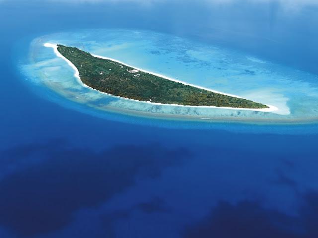 Insel Hondaafushi Malediven