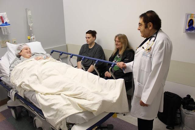Dr. Younon Nowzaradan atende Brandi Dreier - Divulgação