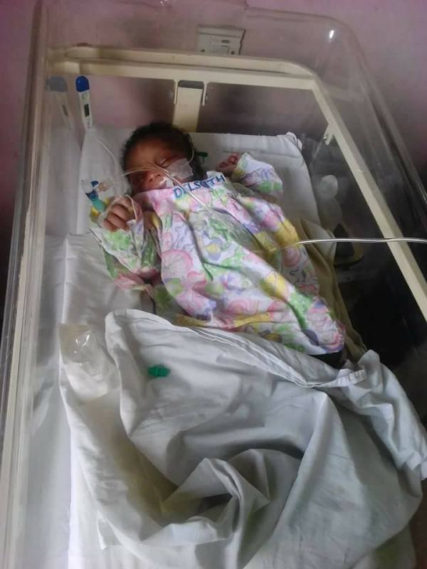 Baby Is Born In Nigeria Without Anus