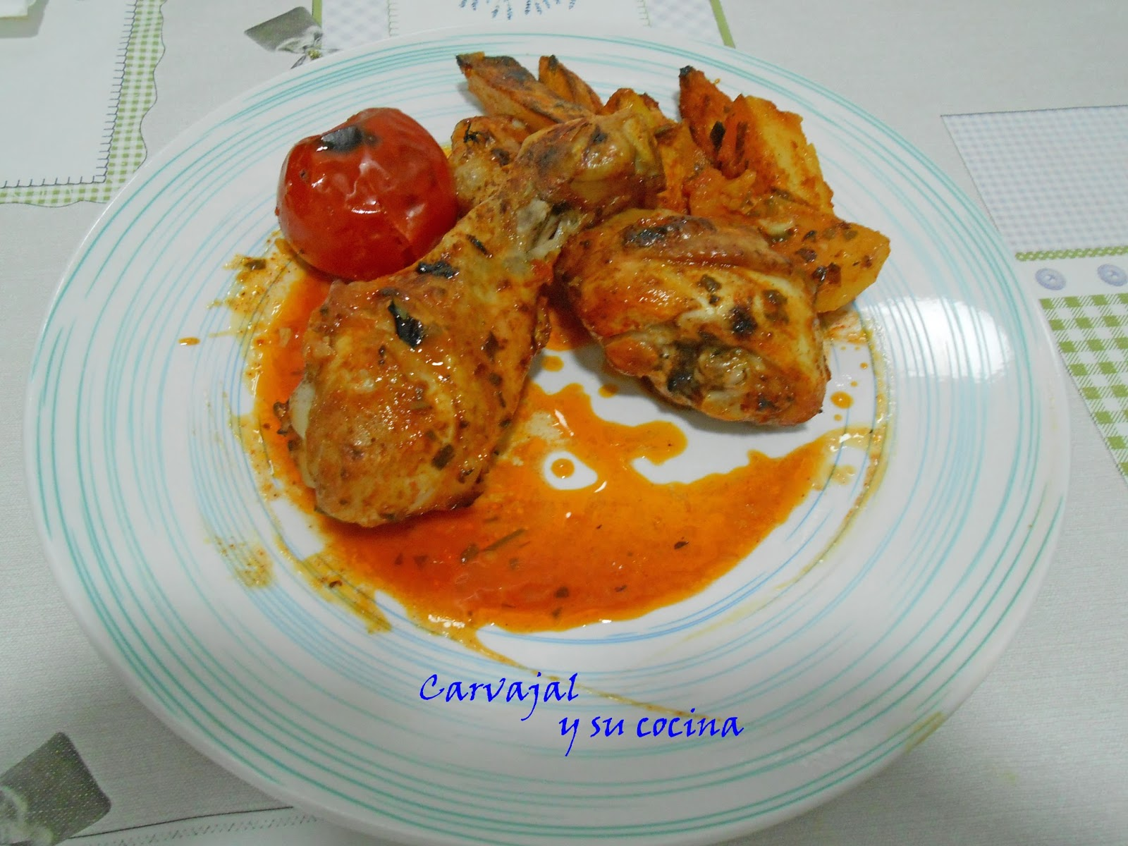 Carvajal y su cocina jamoncitos de pollo crujientes for Cocina 5 ingredientes jamie
