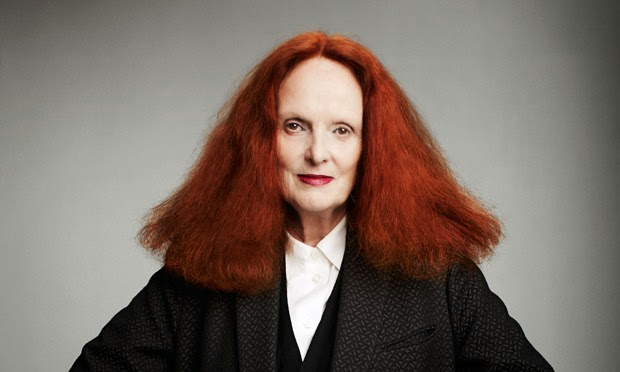 Grace Coddington, inspiring women