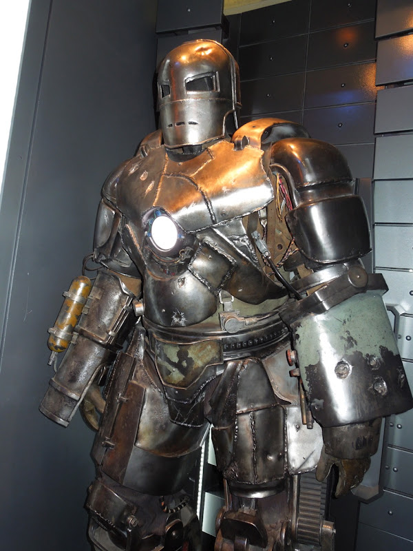 Iron Man Mark I movie costume