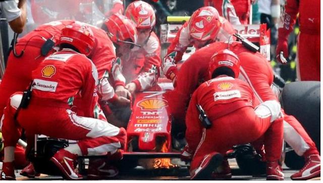 Max Verstappen causerà enorme incidente, dice Kimi Raikkonen