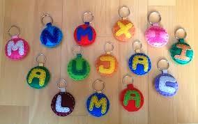 chaveiros artesanais