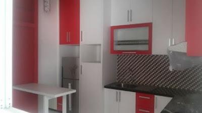 kitchen set-baru