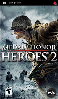 Medal of Honor Heroes 2 PSP GAME ISO