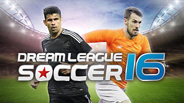تحميل لعبة Dream League Soccer 2016 v3.066 مهكرة للاندرويد