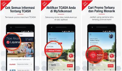 Aplikasi Android MyTelkomsel