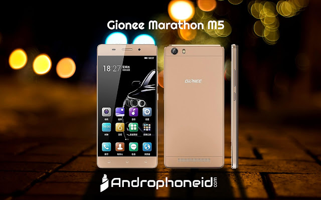 4 Daftar Smartphone dengan Baterai Tahan Lama - 1. Gionee Marathon M5