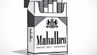 Deretan Meme Lucu Soal Harga Rokok Naik