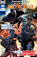 DC Renascimento: Detective Comics #977