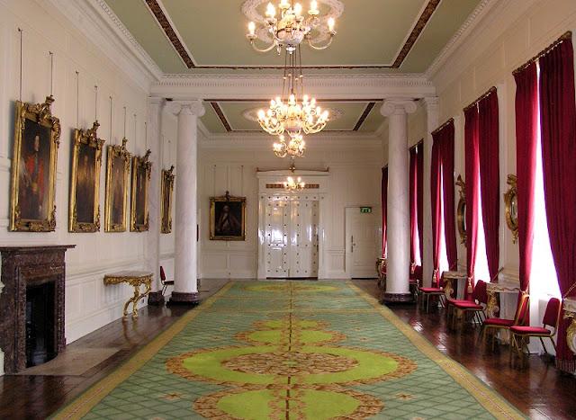 Visita ao Castelo de Dublin