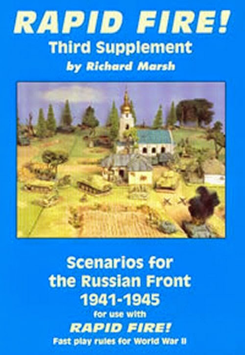 Rapid Fire Scenarios for the Russian Front 1941 - 1945