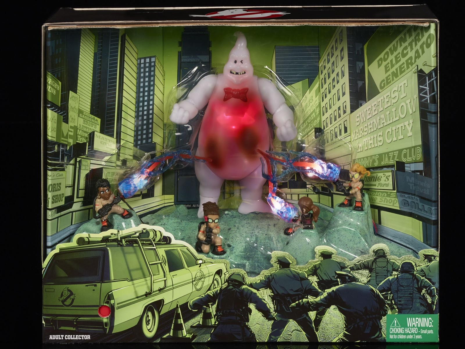 The Blot Says   : SDCC 16 Exclusive Ghostbusters Lights & Sounds