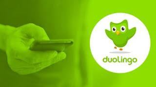 تطبيق, قوى, ومميز, لتعلم, اللغات, من, خلال, هواتف, وأجهزة, اندرويد, دولينجو, duolingo