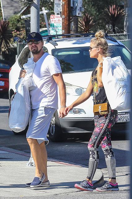 Leonardo DiCaprio and Nina Agdal 0001