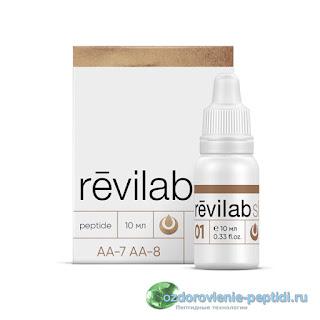 Revilab SL 01— для сердечно-сосудистой системы