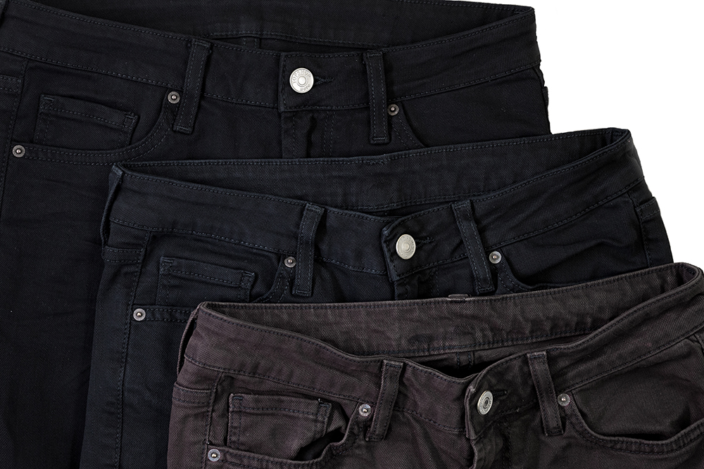 How to keep black jeans black Surf