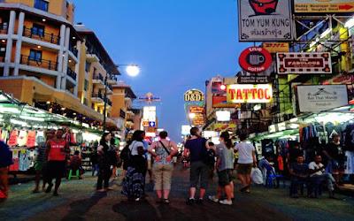 foto di khaosan road - foto - Very barus